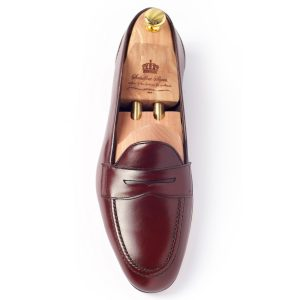 Style Lucky Box Calf Burgundy