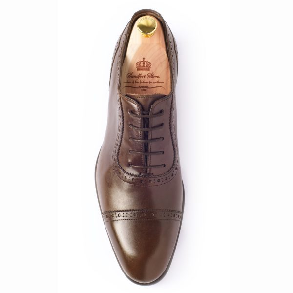 Gambino Dark Brown